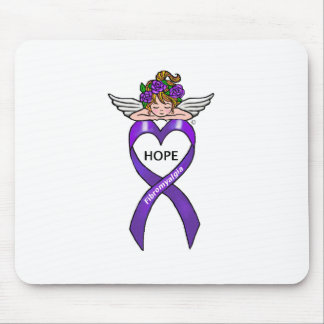 Fibromyalgia Hope Mouse Pad