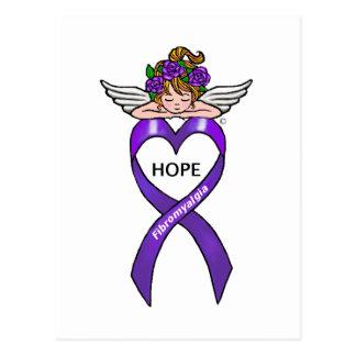 Fibromyalgia Hope Postcard
