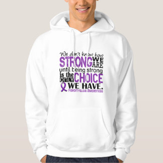 Fibromyalgia How Strong We Are Hoodie