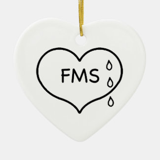 Fibromyalgia Humaneness Campaign Ornament