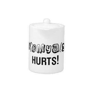 Fibromyalgia Hurts ! Awareness
