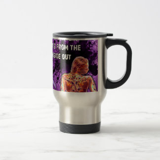 Fibromyalgia Hurts From in the Inside Out Mugs