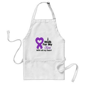 Fibromyalgia I Walk For My Hero Aprons