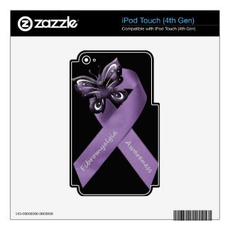 Fibromyalgia iPod Touch (4th Gen) Decals For iPod Touch 4G