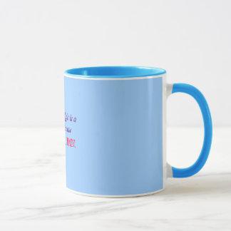 Fibromyalgia is aReal Disease, With REAL PAIN! Mug