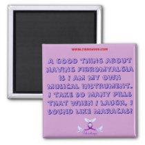 Fibromyalgia Magnet