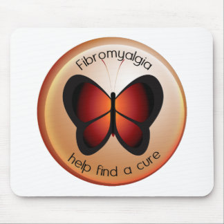 Fibromyalgia Mouse Mats