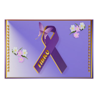 Fibromyalgia-My constant companion Poster