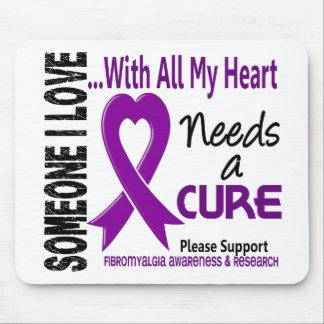 Fibromyalgia Needs A Cure 3 Mouse Mats