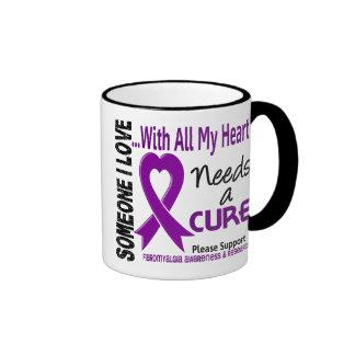 Fibromyalgia Needs A Cure 3 Mugs