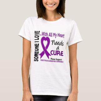 Fibromyalgia Needs A Cure 3 T-Shirt