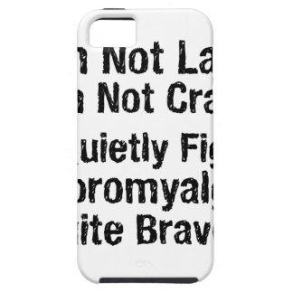 Fibromyalgia - Not Lazy 1 iPhone SE/5/5s Case