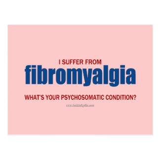 Fibromyalgia... Postcard