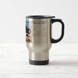 Fibromyalgia Rider Bug Travel Mug