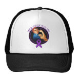Fibromyalgia - Rosie The Riveter - We Can Do It Hats
