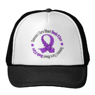 Fibromyalgia Someone I Care About Needs A Cure Trucker Hats