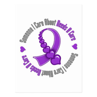 Fibromyalgia Someone I Care About Needs A Cure Postcard