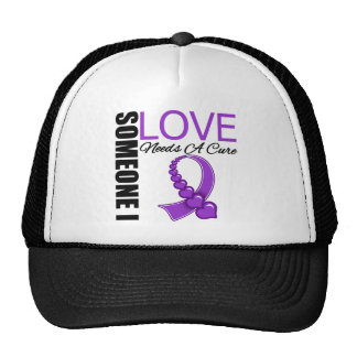 Fibromyalgia Someone I Love Needs A Cure Hat