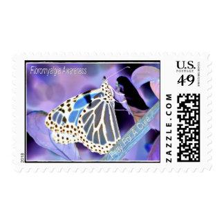 Fibromyalgia Stamp