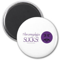 Fibromyalgia Sucks Magnet