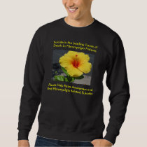 Fibromyalgia Suicide Prevention Sweatshirt