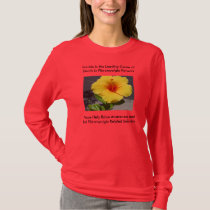 Fibromyalgia Suicide Prevention T-Shirt