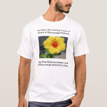 Fibromyalgia Suicide Prevention T-Shirt