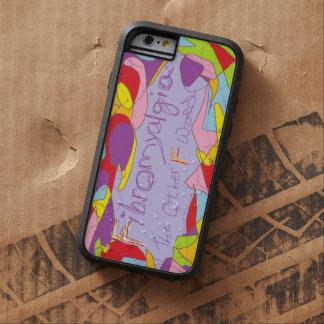 Fibromyalgia: The Other F Word Tough Xtreme iPhone 6 Case