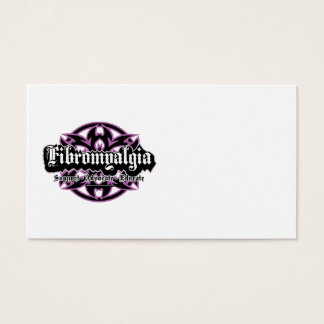 Fibromyalgia Tribal Business Card