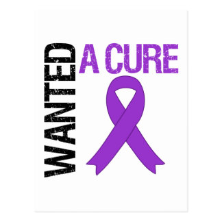 Fibromyalgia Wanted A Cure Postcard