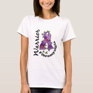 Fibromyalgia Warrior 15 T-Shirt