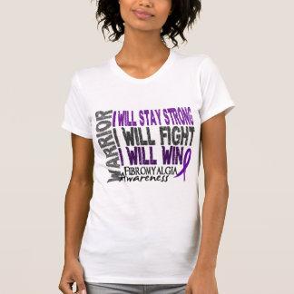 Fibromyalgia Warrior Tee Shirts