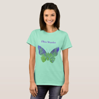 Fibromyalgia Warrior TShirt For Women