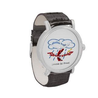 Fibromyalgia Weather Predictor© Wrist Watches