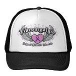Fibromyalgia Wings Mesh Hats