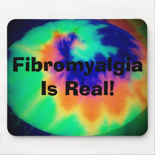 ¡FibromyalgiaIs real! Mousepad Tapete De Ratón
