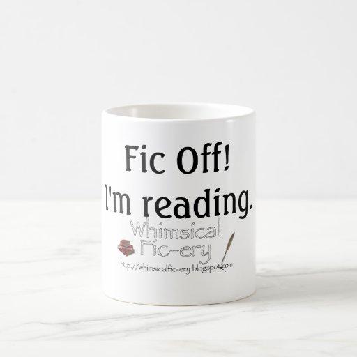 Fic Off! Coffee Mugs