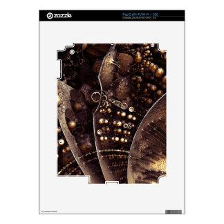 ficción iPad 2 calcomanía