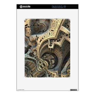 ficción skin para el iPad