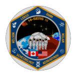 Ficha de póker de la misión III de HI-SEAS Fichas De Póquer