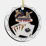 Ficha de póker negra del signo positivo ornatos