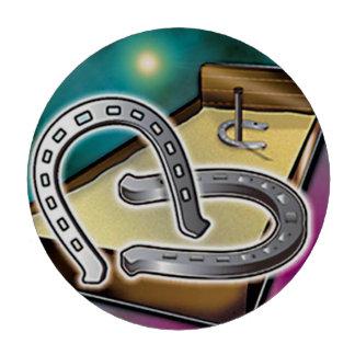 Fichas de póker de cerámica del cabeceo de juego de fichas de póquer
