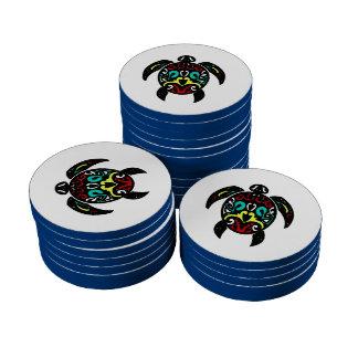 Fichas de póker de Chippewa 1 Fichas De Póquer