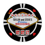 Fichas de póker del casino de Vegas del favor del Juego De Fichas De Póquer