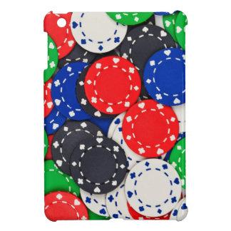 Fichas de póker del casino iPad mini cobertura