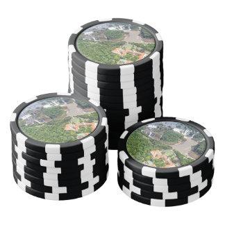 Fichas de póquer Caídas de Iguazú