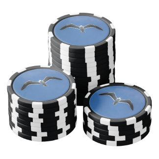 Fichas de póquer Gaviota #2