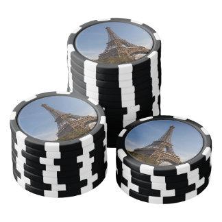 Fichas de póquer París - Torre Eiffel #5