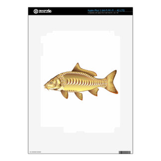 Fichero del diseño gráfico del arte del vector de iPad 3 pegatinas skins