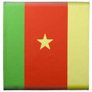 Ficheros del Camerún Servilletas De Papel